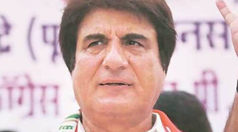 Raj Babbar, Congress, UP, SP, BJP, SP BJP, communal frenzy, allahabad, news, latest news, India news, national news, latest news,