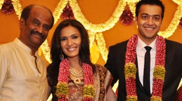 Soundarya, Rajinikanth, Soundarya divorce, rajinikanth daughter, Rajinikanth daughter divorce, rajinikanth daughter soundarya, Rajinikanth daughter news, Soundarya husband Ashwin