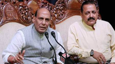 rajnath singh, jammu and kashmir, kashmir unrest, all party delegation meet, PDP-BJP government,hurriyat leaders, National Conference's autonomy, india news, latest news
