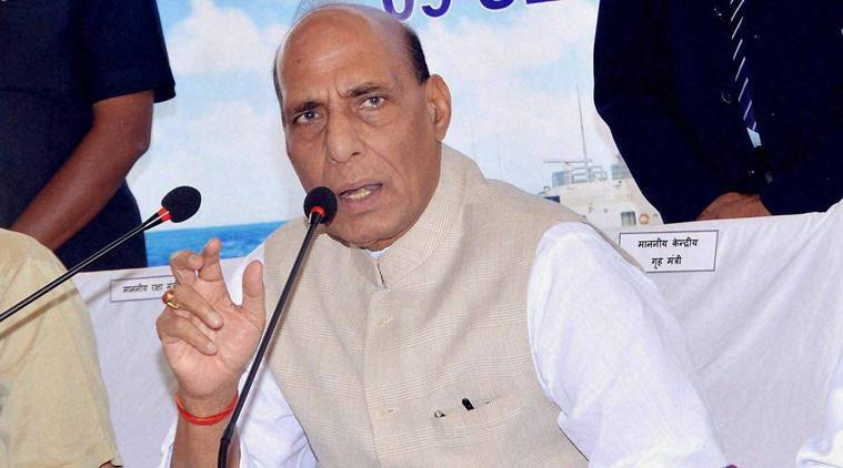 Rajnath Singh, Border between India and Pakistan, Indian Border security, Rajnath Singh reviews Border security, Border securty of India, India Border security reviewed, Barner border security review, latest news, India news