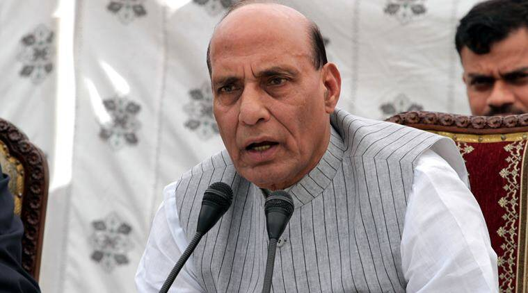 uri, uri terror attack, uri attack, rajnath singh, J&K security, ajit doval, S jaishankar, ccs meeting, rajnath ccs meeting, kashmir attack, kashmir violence, kashmir uri attack, J&K security issues, LoC security, NSA doval, parliamentary forces, intelligence agencies, mehbooba mufti, J&K CM mufti, anti terror, indian express news, india news