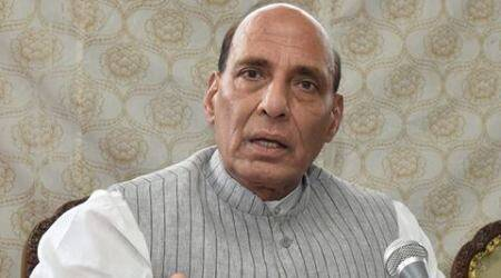 Lucknow encounter: Rajnath Singh likely to make statement in Parliament today