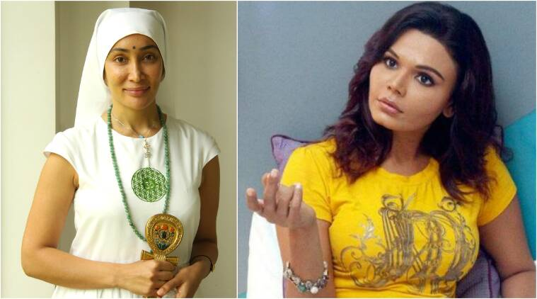 sofia hayat rakhi sawant, sofia hayat, rakhi sawant, sofia rakhi, sofia nun instagram, rakhi sawant sofia mother, sofia rakhi instagram, sofia rakhi mother, rakhi sofia picture, television news, indian express, indian express news