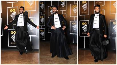 We love you Ranveer Singh but your clothes have us very confused