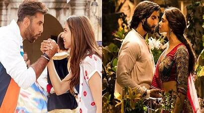 When Deepika Padukone was asked who danced better, Ranbir Kapoor or Ranveer Singh?