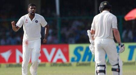India vs New Zealand, Ind vs NZ, India vs New Zealand Kanpur Test, India vs New Zealand 1st Test, R Ashwin, Ashwin wickets, Ashwin 200 Test wickets, 200 Test wicket club, India cricket, Cricket news, Cricket