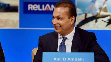 Reliance communication registers 33 percent fall in first quarter of 2017-18