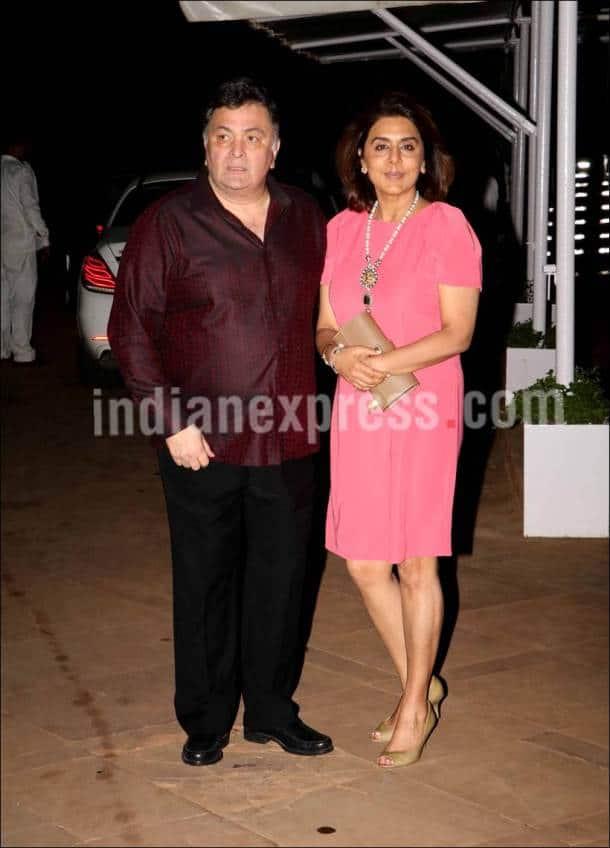 Rabir Kapoor, neetu