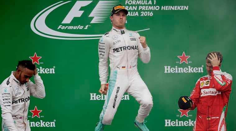 Nico Rosberg, Lewis hamilton, italian grand prix, Monza, Rosberg wins, Hamilton lead, formula 1, sports, sports news, motor sport