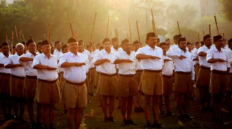 RSS, Organiser, Congress, Muslim League