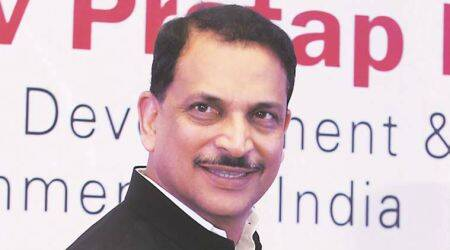 Rajiv Pratap Rudy, Skill Development, Skill Development west bengal, west bengal government, Mamata government, west bengal employment, west bengal unemployment, west bengal news, india news