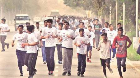 Chandigarh Run For tourism, Run for Tourism, Sukhna Lake, Punjabi Singer Amy Virk, Ali Brothers and Jenny Johal, Punjab News, latest news, India news