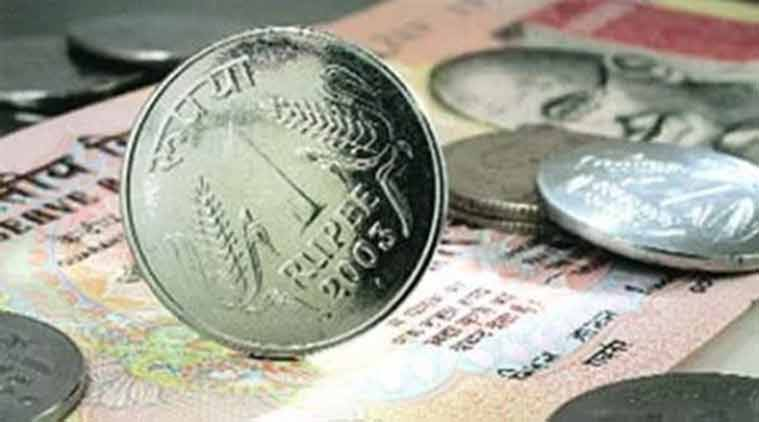 india rupee, rupee falls, rupee falls, rupee rate today, rupee against dollar today, indian rupee, rupee prices, dollar prices, india market, economy news, indian express,