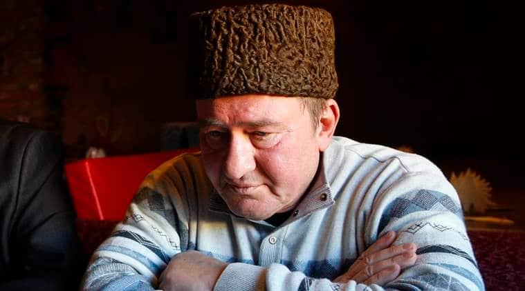 Crimea, Russia, Ilmi Umerov, Mejlis, Crimean dissident, mental facility, Tatars, Crimea news, Russia news, world news, indian express