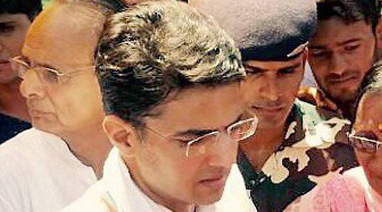 AgustaWestland, Agusta chopper scandal, Vasundhara Raje, Raje govt chopper scheme, Sachin Pilot, Pilot, rajasthan news, india news, latest news, indian express