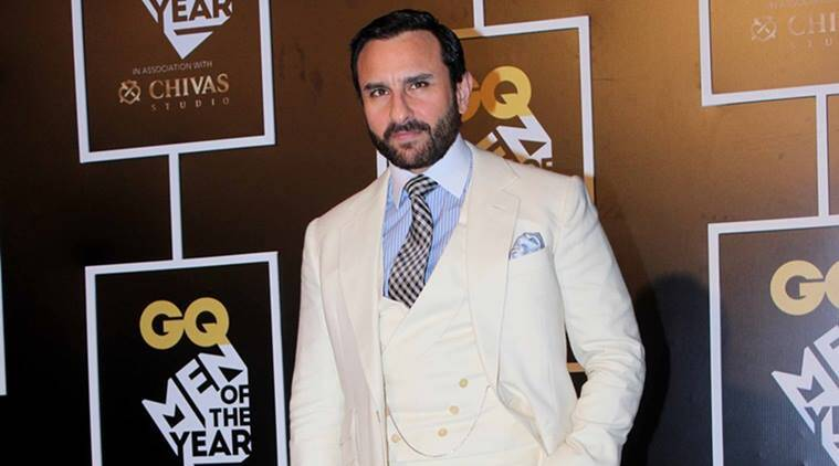 Saif Ali Khan, Rangoon, Saif Ali Khan in Rangoon, Saif Ali Khan Rangoon role, Saif, Saif Rangoon movie, Saif in Rangoon, Saif Rangoon character, Saif Ali Khan Rangoon movie, Entertainment, indian express, indian express news