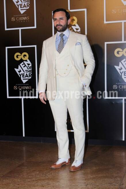 saif ali khan,saif ali khan GQ awards, saif ali khan look, saif ali khan father, saifeena, saif kareena