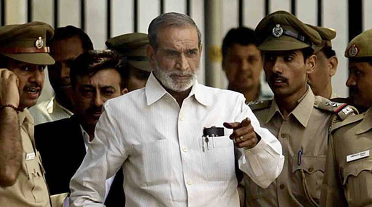 Sajjan Kumar, Anti- sikh riots, riots, sikh riots, 1984 riots, accused sajjan kumar, Delhi court, main accused, india news, indian express