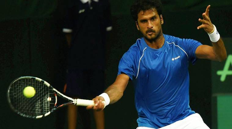 Davis Cup 2016: Ramkumar and Saketh lose on Day 1