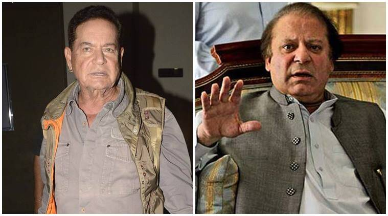 Uri Attacks, Uri Terror Attacks, Nawaz Sharif, Pakistani Prime minister Nawaz Sharif, Pakistani PM Nawaz Sharif, SAlim Khan slams NAwaz Sharif, URi Attacks martrys, Entertainment, indian express, indian express news