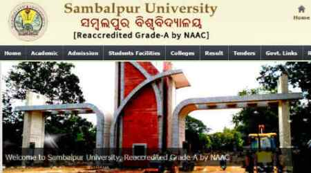 Sambalpur University +3 result 2017 for arts, science, commerce declared at orissaresults.nic.in