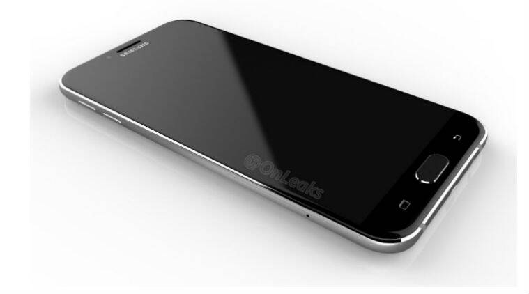 samsung galaxy a3 2017 galaxy a7 2017 specifications leaked the indian express. Black Bedroom Furniture Sets. Home Design Ideas