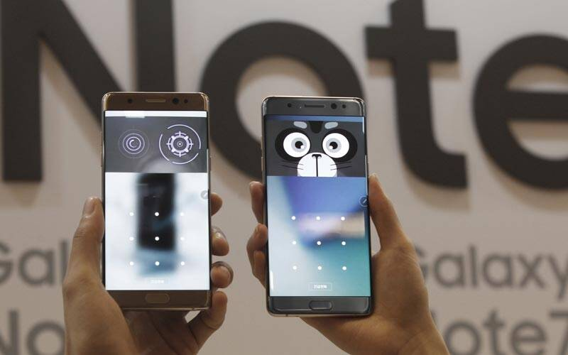 Samsung, Samsung Galaxy Note7, Galaxy Note7 recall, Note 7 battery explosion, Note 7 battery issue, Note7 battery fault, Galaxy Note 7, Note 7 Specs