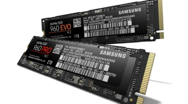 Samsung, Samsung 960 pro, Samsung 960 pro features, Samsung 960 pro price, Samsung 960 pro specifications, Samsung 960 evo price, Samsung 960 evo features, Samsung 960 evo specifications, Samsung ssd, Samsung new ssd, gadgets, technology, technology news
