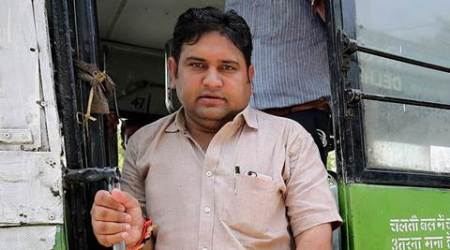Sacked AAP minister Sandeep Kumar's police remand extended by a day