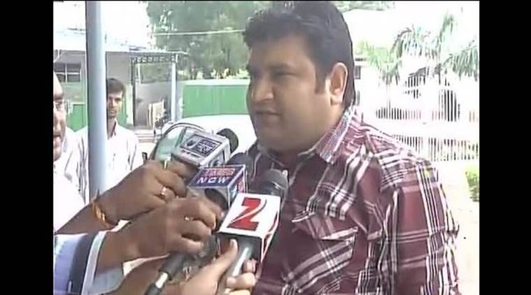 sandeep kumar, aap sandeep kmar, aap mla, sandeep sex tape, sex cd, aap sex cd, sex scandal, objectionable cd, sandeep kumar probe, delhi police, indian express news, aam aadmi party, india news
