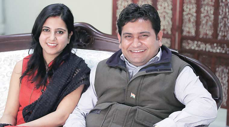 AAP minister scandal, sex CD scandal, Sandep Kumar scandal, Sandeep Kumar wife, Ritu Kumar, AAP, Sandeep Kumar news, AAP news, India news, indian express
