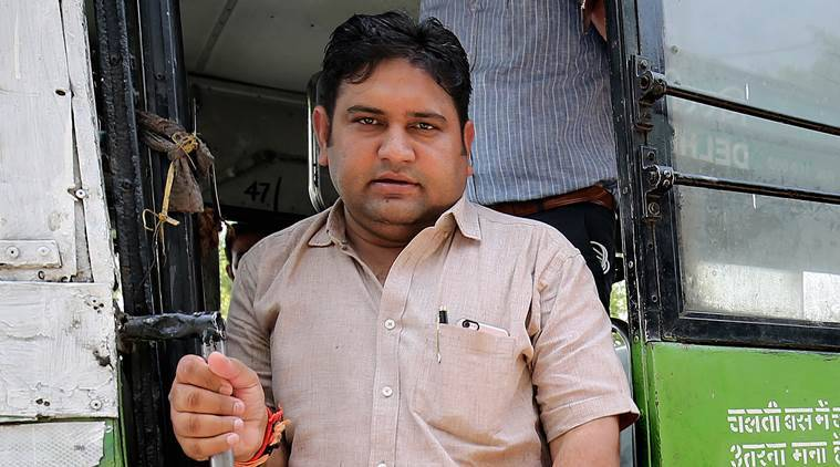sandeep kumar, aap mla, aap mla rape, rape allegations, sandeep sex tape, sex cd, aap mla sex cd, sandeep kumar bail, aam aadmi party, indian express news, india news