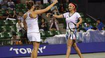 Sania-Strycova advance to third round at Wuhan Open