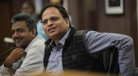Satyendar Jain, income tax, income tax summon, income tax scanner, satyendar jain income tax, aap minister, aam aadmi party, arvind kejriwal, corruption case, black money, indian express news, india news, latest news