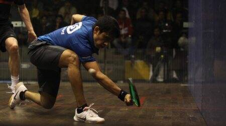 Saurav Ghosal loses in Macau Open final