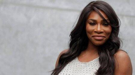 Serena Williams sings to raise awareness about breastcancer