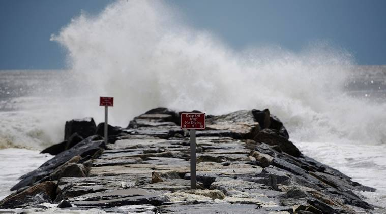 North Atlantic ocean, North Atlantic ocean wave, world's highest wave, World Meteorological Organisation, World Meteorological Organisation wave world record, latest news, latest world news