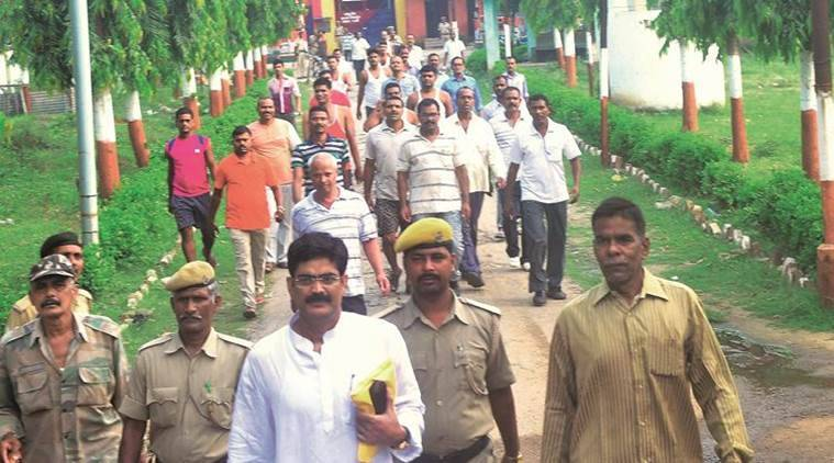 Mohammad Shahabuddin, shahabuddin release, RJD MP Shahabuddin, latest news, india news, bihar politics, Nitish shahabuddin relation, indian express
