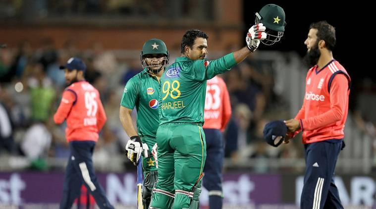 Sharjeel Khan, Khalid Latif, Pakistan cricket, England cricket, Pakistan vs England T20, Pakistan vs England score, Pakistan England T20I, Pakistan England T20 highlights, cricket, cricket news, sports, sports news