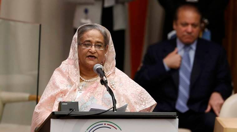 bangladesh, sheikh hasina, bangladesh war crimes, pakistan, pakistan on war crimes, war crimes in bangladesh, saarc, saarc summit, saarc summit cancelled, india news, world news