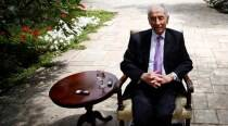 Shimon Peres, one of Israel's founding fathers, dies at 93