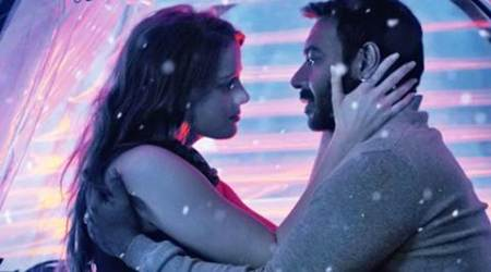 Ajay Devgn on Shivaay: Kiss, lovemaking scenes were not chopped by censor