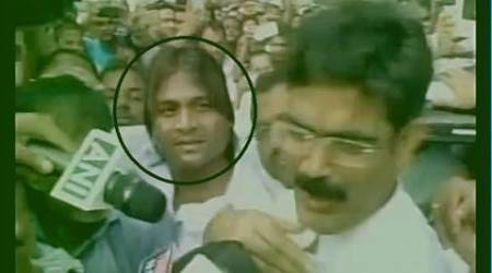 Bihar: Wanted shooter spotted withShahabuddin