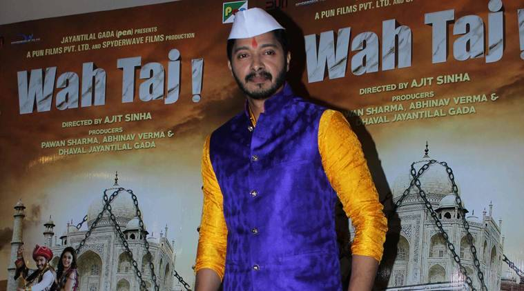 Shreyas Talpade, Wah Taj, Wah Taj trailer, Wah Taj trailer launch, Shreyas Talpade film, Shreyas Talpade upcoming film, director Shreyas Talpade