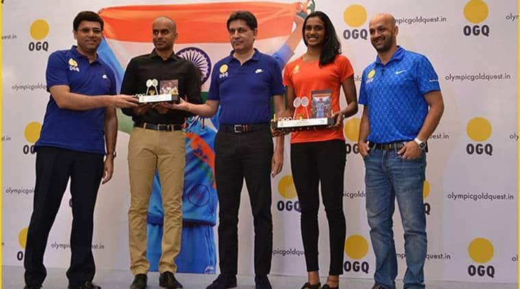 PV Sindhu, Sindhu, PV Sindhu OGQ, OGQ, Olympic Gold Quest, Rio Olympics, Olympics, Olympics India, sports, sports news