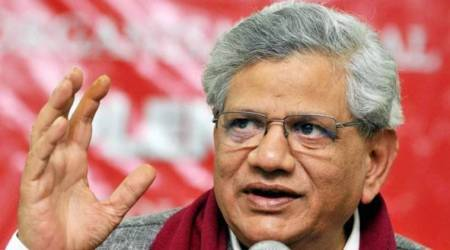 Presidential polls a fight to strengthen Indian republic: Sitaram Yechury