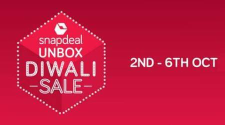 Snapdeal, Unbox Diwali Sale, Snapdeal Diwali sale, Snapdeal festive sale, festive sale, Snapdeal news, business news, companies news, latest news, Indian express