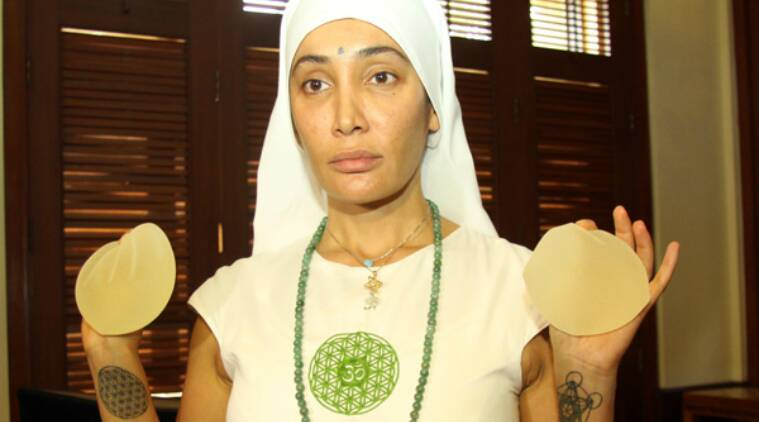 sofia hayat, sofia nun, sofia six-x, sofia hayat nun video, sofia nun mother mary, sofia bigg boss, sofia hayat beast implants, sofia breast implants, sofia turns nun, sofia hayat news, sofia weird video, sofia video, sofia hayat video, gaia sofia, gaia sofia hayat, sofia cooking video, sofia six-x ashmit patel, sofia ashmit, sofia ahayt crazy, entertainment updates, television news, indian express, indian express news