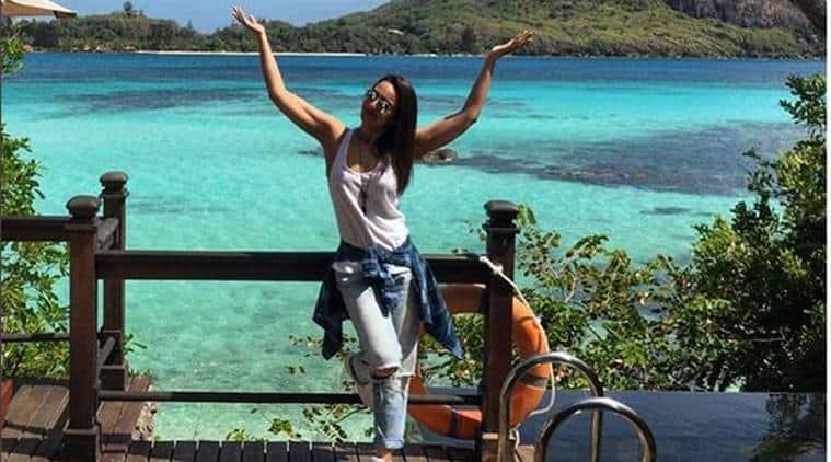 Sonakshi Sinha, Sonakshi Sinha vacation, Sonakshi sinha vacation picture, Aslisona, sonakshi instagram, sonakshi snapchat
