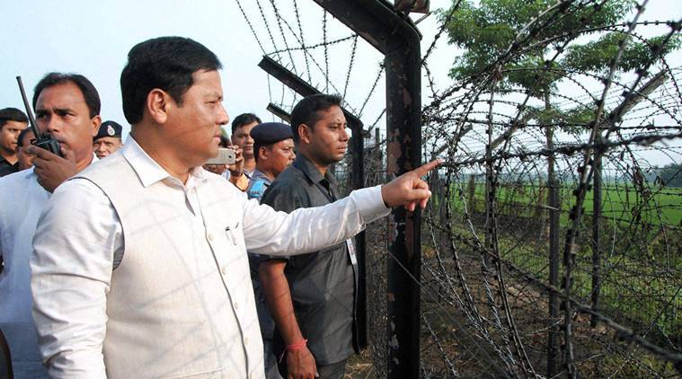 Assam, Sarbananda Sonowal, Tinsukia blast, three army jawans killed, Assam news, ULFA, Assam-ULFA, India news, Indian Express
